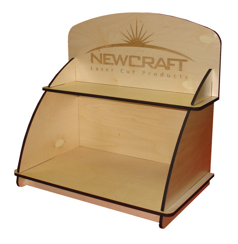 The Newcraft Store Wood Knock Down Displays Furniture