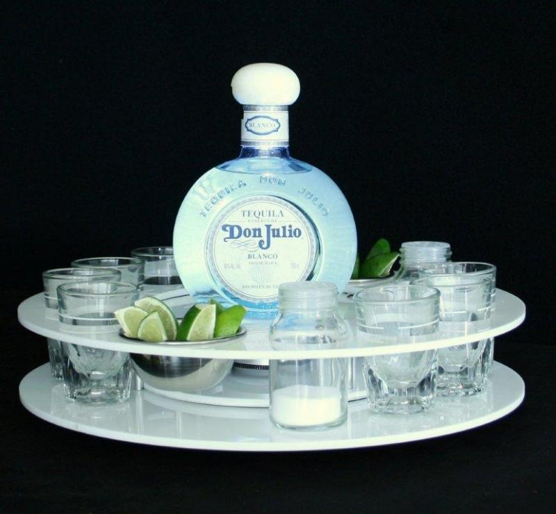 The Newcraft Store Tequila Shot Spinners
